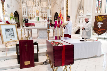 Relics in the Church