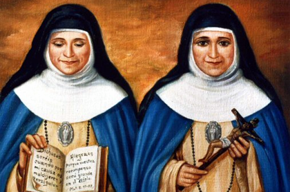 Inés Rodríguez Fernández and María de la Concepción Rodríguez Fernández